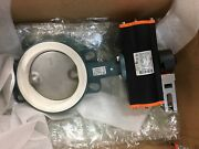 Ebro Armaturen Z011a Butterfly Valve And Flow Line Actuator Eb6.1 Herion 2623177