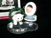 1994 Hallmark Ornament - 15th In The Frosty Friends Series