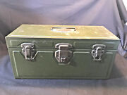 Union Utility Chest Union Steel Chest Corporation Le Roy , Ny Made In The Usa