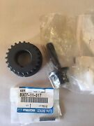 And03991 - And03905 Miata Timing Belt Pulley Key And Crank Bolt