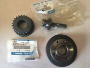 And03991-and03993 Miata Timing Belt Pulley Key Crank Bolt And Pulley Boss