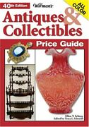 Warmans Antiques Andamp Collectibles Price Guide