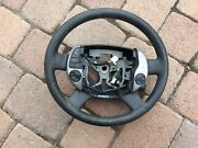 Oem Toyota Prius Steering Wheel Black W/climate And Cruise Controls Ns51044 07
