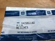 2001 2002 2003 2004 Chevy S-10 Truck Nos Gm Side Body Molding Retainer 15953102