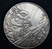 Rare Collectible Medals Massive .999 Fine Silver Free Shipping 20 Discount