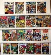 Force Works Lot Of 28 Comics Nm See Below For Issue And039s 2 Of Andrsquos 1-5 Each....