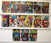 Red Sonja Lot Of 15 Comics Vf Or Better Many Are Vfnm See Issue And039s Below...