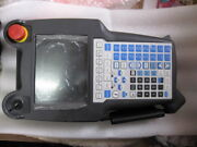 1pc Used Fanuc A05b-2255-c102 Teach Pendant In Good Condition