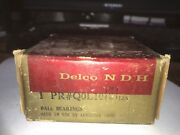 Q0l10 Db Dt Df L5a Ndh Delco Bearing Price Reduced New Old Stock Pair 2