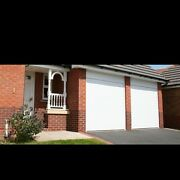 Electric Insulated Roller Garage Door- Inc 2 Remotes...fully Fitted..call Today