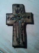 Older McCarty /McCartys Pottery Cross /  Mississippi