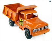 Vintage 1950s Buddy L 'hydraulically Operated' Cylinder Construction Dump Truck