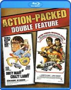 Dirty Mary Crazy Larry / Race With The Devil [new Blu-ray] Widescreen