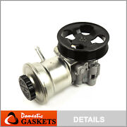 Power Steering Pump With Reservoir Fit 05-17 Toyota Tacoma 2.7l Dohc 2trfe