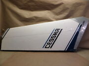 1966-1969 Cessna C-150h Vertical Tail Fin With Wiring