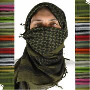 Wholesale Bulk Mato And Hash Military Shemagh Tactical 100 Cotton Scarf Head Wrap