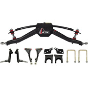 Gtw Club Car Precedent 04-up 6 Double A-arm Golf Cart Lift Kit Fits Gas/elect