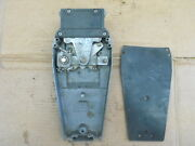 Yamaha Outboard Remote Control Mounting Plate Cover And Shaft Drive