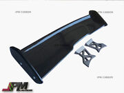 Carbon Fiber Trunk Spoiler Wing Gts Style For 15-17 Bmw F82 M4 Only