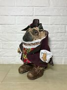 Interior Textile Decor Collection Doll Mister Pug Iii Toy Dog