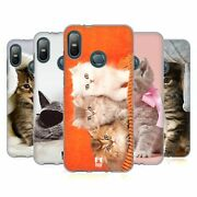 Head Case Designs Cats Soft Gel Case And Wallpaper For Htc Phones 1