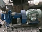Back Pull Out Pump Water Transfer Pump 50x16 12.5hp 50hz