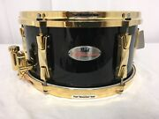 Pearl Reference 13 Diameter X 6.5 Deep Snare Drum/piano Black/finish 103