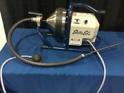 Electric Eel Ct Drain Cleaner 5/16 X 35and039 Plumbing Sewer Snake Cleaning Unclog