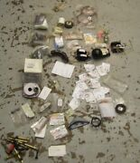 Assorted Lot Box Of Marine Outboard Motor Boat Parts And Other Parts