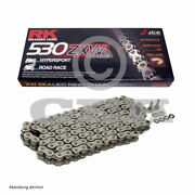 Motorcycle Chain Xw Ring Rk 530zxw With 116 Rolls And Rivet Link Open
