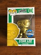Nycc 2015 Exclusive Gold Stan Lee Funko Pop 03
