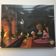 Dlr Beauty And The Beast Map Lumiere Cogsworth Potts Gwp 6 Pins Disney Pin 13102