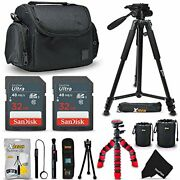 Accessories Kit F/ Canon Eos 760d 750d 700d 650d 600d 550d