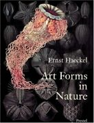 Art Forms In Nature Prints Of Ernst Haeckel By Richard Hartmann Paperback Book