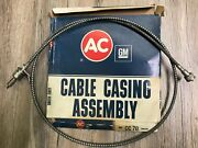 60 61 Mercury Comet 60-64 Ford Auto A/c Nos Speedometer Cable And Casing 1588258