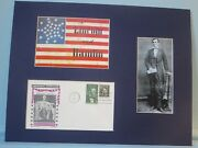 Abraham Lincoln Wins The 1860 Presidential Election And Lincoln First Day Cover