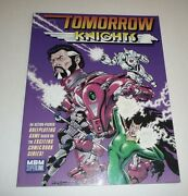 Tomorrow Knights Rpg Role Playing Game Gaming Book Spectrum Z-man Games