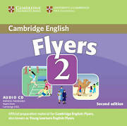 Cambridge Young Learners English Tests Flyers 2 Audio Cd Examination Papers Fro