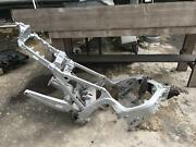 2015 Yamaha Fjr1300a Abs Aluminum Frame Chassis Swingarm Not Included