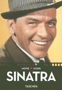 Frank Sinatra He Did It His Way Movie Icons By Silver, Alain Paperback Book
