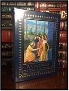 A Chronicle Of The Crusades New Sealed Easton Press Illustrated Leather Bound