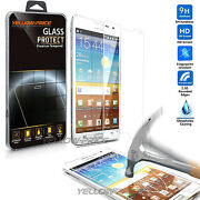 Premium Real Tempered Glass Film Screen Protector For Samsung Galaxy Note 5 4 S6