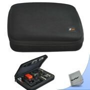 Xtech® Well Padded Large Camera Case - Custom Fitted F/gopro Hd Motorsports Hero