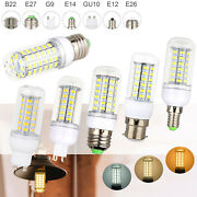 30x Led Corn Bulb Light E26 E27 E12 E14 G9 Gu10 7w 9w 12w 15w 18w 5730 Smd Lamp