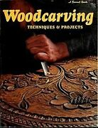 Woodcarving Sunset Hobby Andamp Craft Books