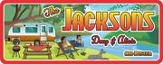 Funny Camping Signs Custom Family Camping Decorations Family Holiday Decor