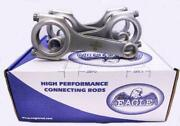 Eagle Forged H Beam Connecting Rods Fits Nissan Skyline - Crs4783n3d