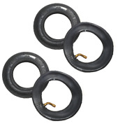 2 6 X 1 1/4 Ribbed Tread Tires With 2 Inner Tubes For Electric/gas Scooters