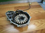 2000 Cam Am Ds 650 Bombardier Atv Stator Magneto And Cover