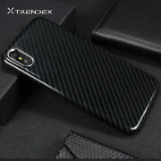 For Iphone 12 11 Pro Max 100 Genuine Real Carbon Fiber Matte Glossy Case Cover